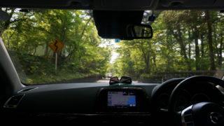 休日に富士五湖へドライブ